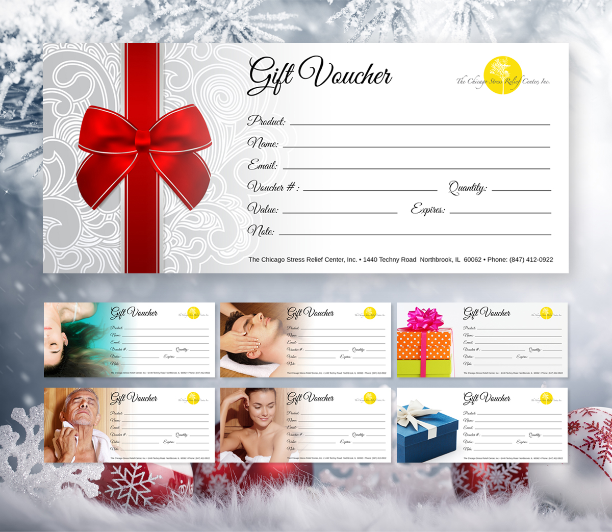 printable gift vouchers chicago stress relief center
