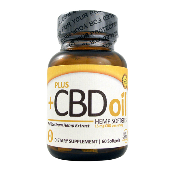PlusCBD Oil CBD Oil Gold Formula 15 mg ...swansonvitamins.com · In stock